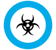 Biosecurity icon